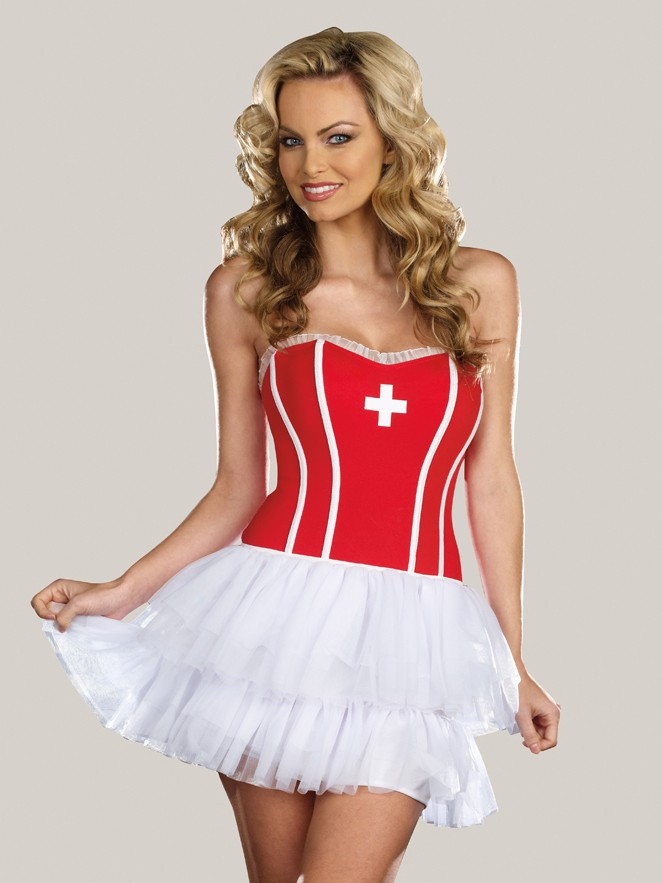 Nurse Betty Corset