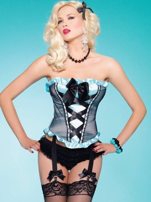 The Irina Corset