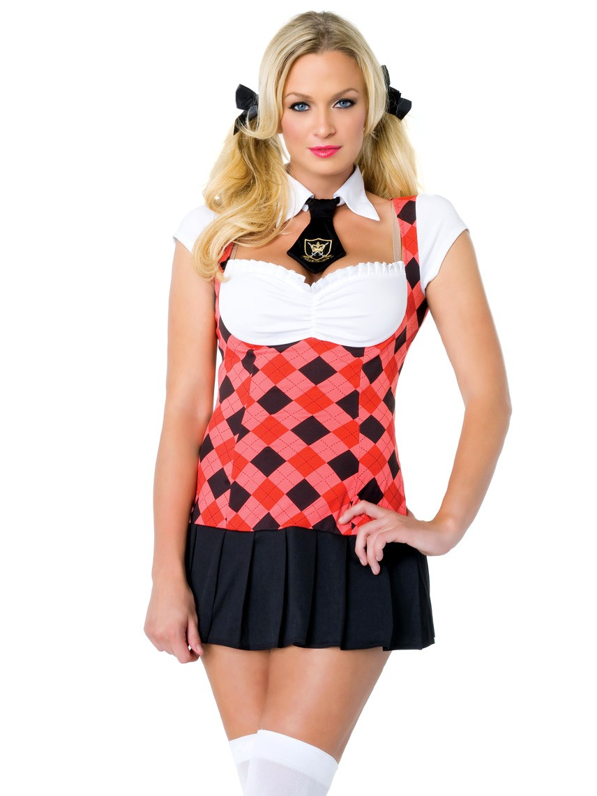 2 PC School Cutie Costume