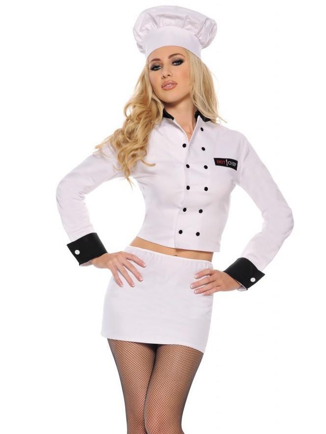 Hot Chef 3 PC Costume