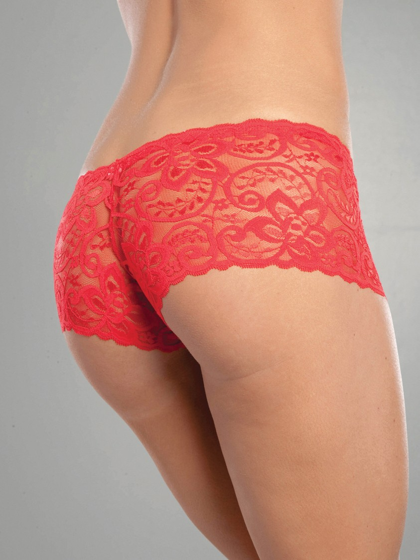 Allover Lace Boyshorts