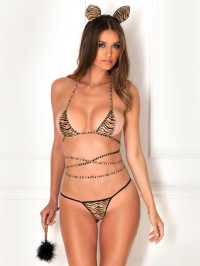 Frisky Kitty 4 PC Set