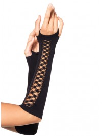 Net Detail Arm Warmer