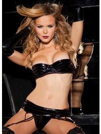 Patent Leather 3 PC Set
