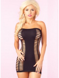 Cool Breeze Seamless Mini Dress
