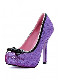 "PRINCESS 5"" Glitter Pump"