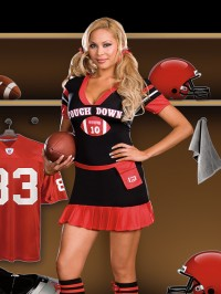 Touch Down 8 PC Costume