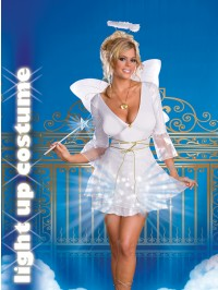 Heavenly De-Light 6 PC Costume