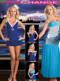 A Tail Of Two Seas 3 PC Costume