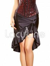 Asymmetrical Stretch Skirt