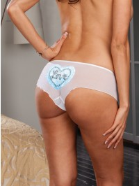 Plus Size Light Up Love Panties