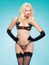 2 PC Pin-Up Kitty Set
