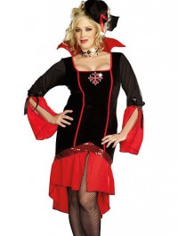 Vamps Like Us 2 PC Costume