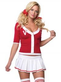 3 PC Varsity Vixen Costume