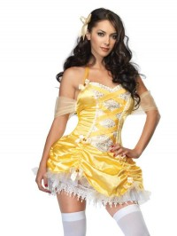 Storybook Beauty Costume