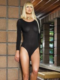 Opaque Bodysuit