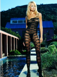  Criss Cross Bodystocking