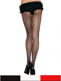 Backseam Fishnet Pantyhose