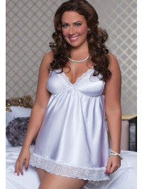 Enchanting Plus Size Babydoll