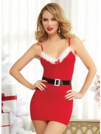 Santa Kiss Dress