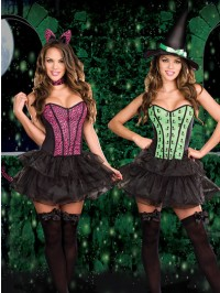 Under My Spell Reversible 6 PC Costume