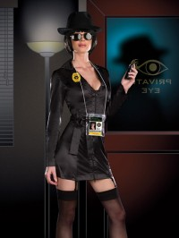 Private Investigator 7 PC Costume