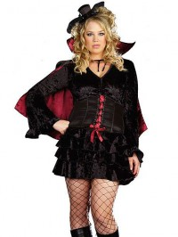 Bella Vamp 3 PC Costume