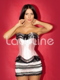 Burlesque Queen Corset Set
