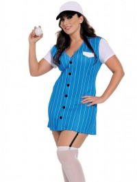Third Base 3 PC Costume