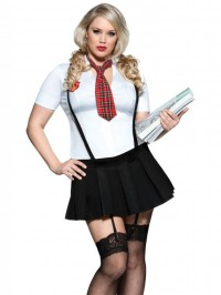 Debbie Does Detention 3 PC Costume