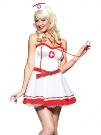 Miss Diagnosed 4 PC Costume