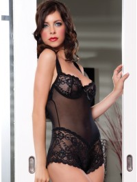 Parisian Lace Teddy