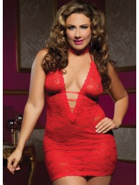 Midnight Affair Chemise Set