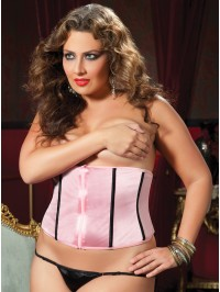Tease Me Plus Size Waist Cincher
