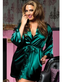 Flawless Plus Size Robe
