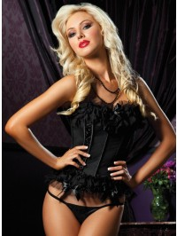 License To Thrill Bustier Set