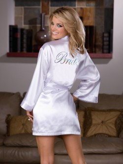 Yours Truly Robe and Babydoll 3 PC Set