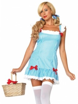Darling Dorothy Costume