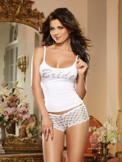 First Kiss Bridal Sleepwear 2 PC Set