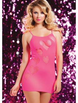 Heart to Heart Seamless Dress
