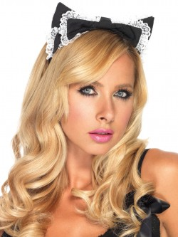 Maid Kitty Ear Headband