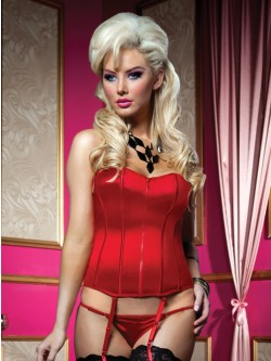 Perfectly Polished Corset Set